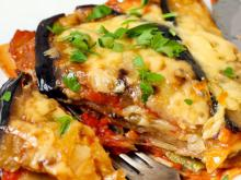 Lasagna with Eggplants