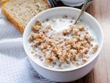 Buckwheat with Milk