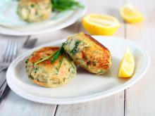 Appetizing Fish Meatballs