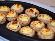 Mushrooms with Cheese