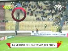 Ghost Appears During a Bolivian Soccer Match