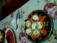 My Favorite Greek Salad