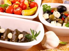 The Tastiest Appetizers from Greek Cuisine