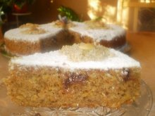 Greek Christmas Cake