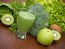 Eat Green Vegetables for Youthfulness and Beauty