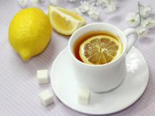 Hot Citrus Tea