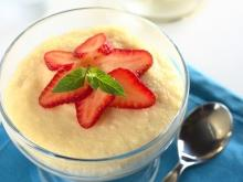 Pudding with Semolina