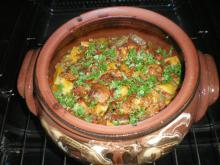 Traditional Bulgarian Clay Pot Gyuvech