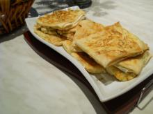 Pan-Fried Gözleme