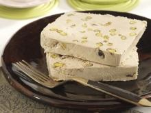 Homemade Halva with Nuts