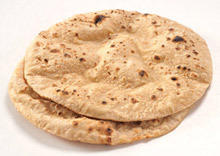 Grilled Arabic Pita Bread