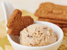 Ice Cream with Honey and Cinnamon