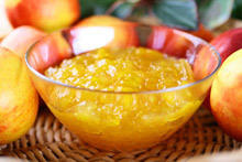 Roasted Peach Jam