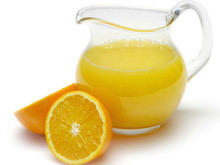Orange juice - as delicious as it is dangerous
