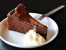 Cake with Rum and Chocolate