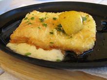 Easy Crumbed Cheese