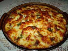 Cheese Moussaka for Big Eaters