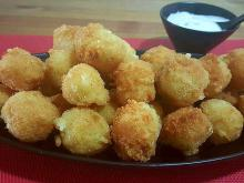 Small Cheese Balls