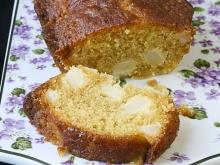 Cake with Pears and Ginger