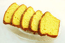 Lemon Cake with Cream