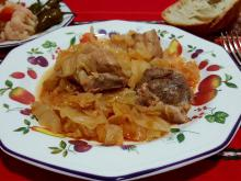 Sauerkraut with Pork