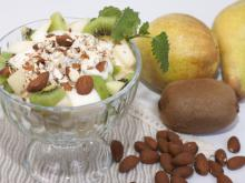 Easy Dessert with Kiwi and Mascarpone