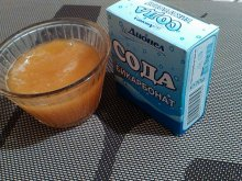 Compress with Honey and Baking Soda for Kids with a Cold