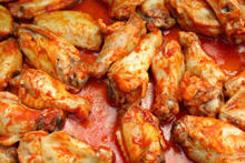 Chinese-Style Wings