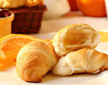 Croissants with Butter