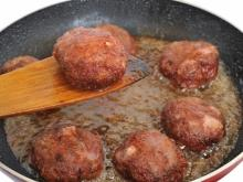 Meatballs with Beer