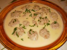 Meatballs with Terbellia Sauce
