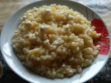 Couscous for Breakfast