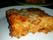 Lasagna with Cheeses