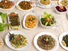 Traditional Lebanese Appetizers