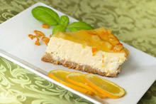 Easy Lemon Cheesecake