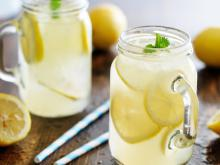 Homemade Citronade
