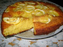 Fantastic Lemon Cake with Yoghurt