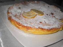 Magic Lemon Cake