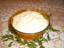 Homemade Mayonnaise Garant
