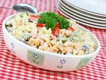 Macaroni Salad with Cream Sauce