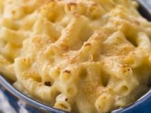 Sweet Baked Macaroni with Turkish Delight
