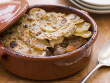 Lamb Clay Pot Stew