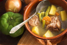 Beef Stew with Peppers