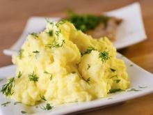 Garlic Potato Puree