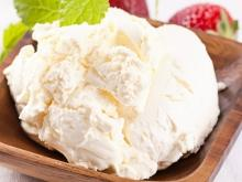 Dry Yogurt with White Cheese