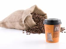 Mouse Found in a McDonald's Coffee