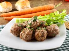 Chicken Fillet Meatballs