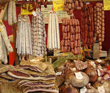 Sausages in Spanish Cuisine
