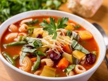 The Secret to Delicious Minestrone