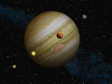 Jupiter Once Birthed Another Gas Giant Planet in the Solar System